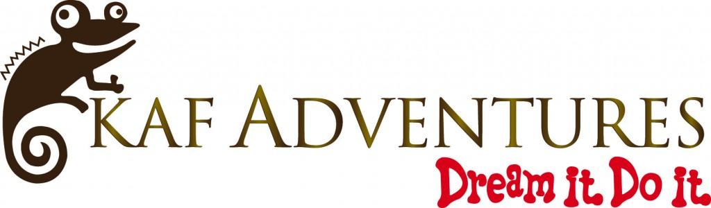Kaf Adventures. Dream it. Do it.