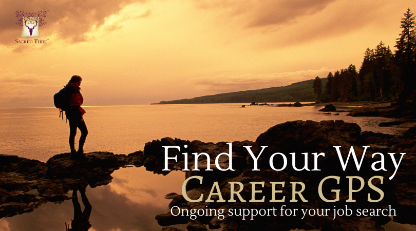 Sacred Time - Career GPS - Find Your Way