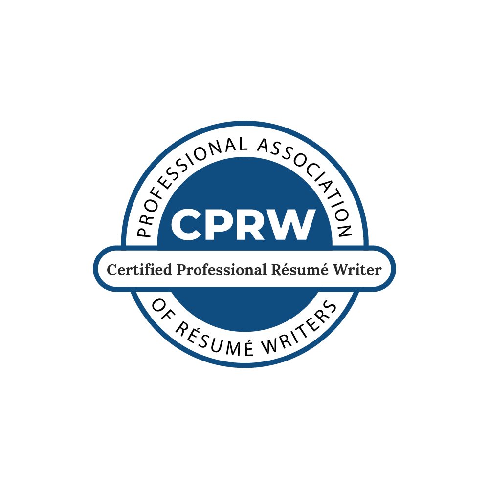 Certified Professional Resume Writer Credential